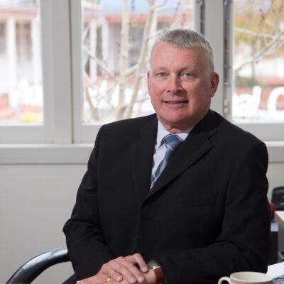 Principal Michael Parry
