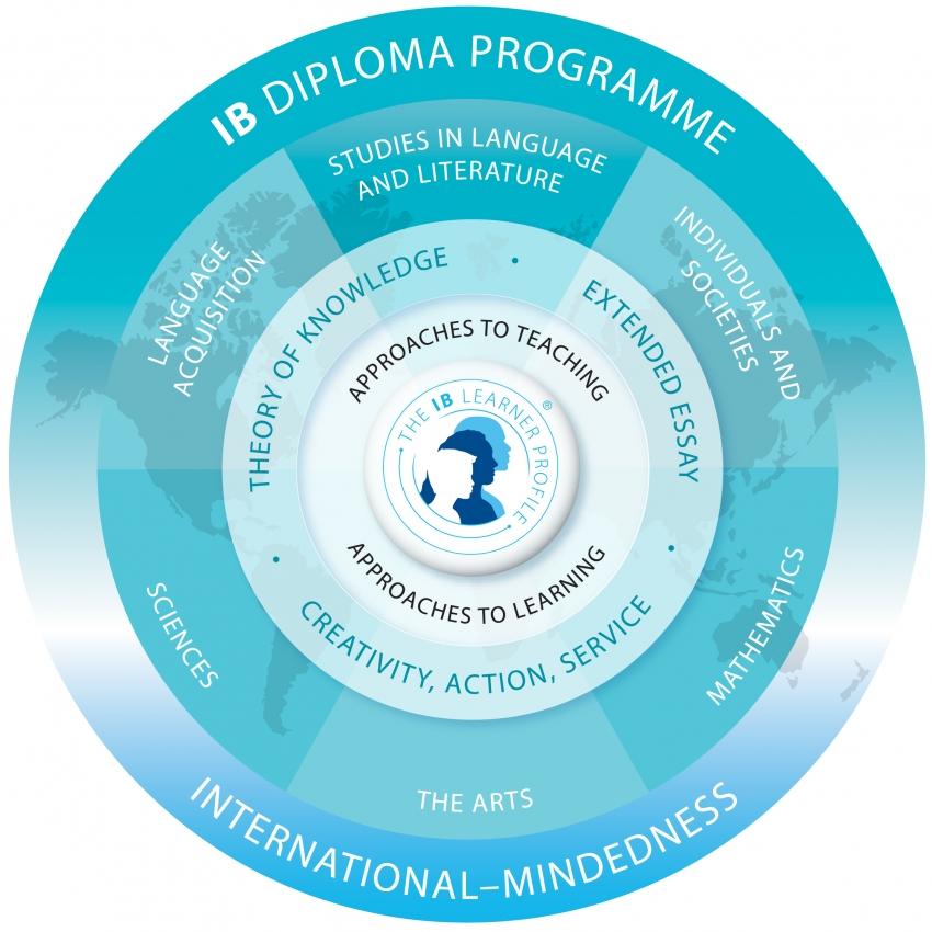 IB program chart